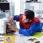 چگونه یک مایکروفر یا مایکروویو را تعمیر کنیم؟