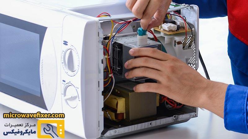 رایج ترین مشکلات در تعمیرات مایکروفر و مایکروویو ها